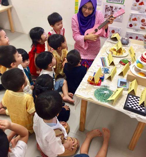 Greenland Childcare @ Punggol